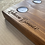 Thumbnail: Personalised Engraved Rustic Bath Caddy - Strong Solid Chunky Wood - Smartphone