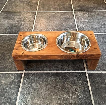 15 cm High - Big Bowl, Little Bowl - Medium oak