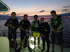 PADI Night Diver Specialty Grand Cayman