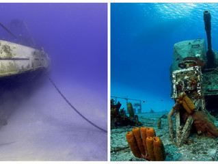 Wreck Anniversary Dive Package