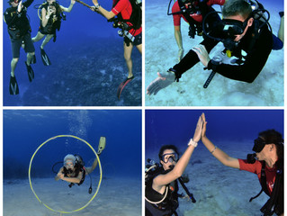 Why take additional diver training?