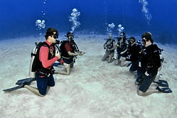 Open Water Skills Grand Cayman