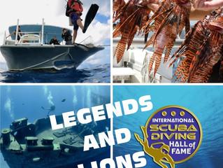 Legends & Lions Dive Package