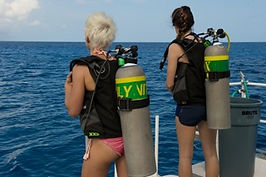 Nitrox Dive Package Grand Cayman