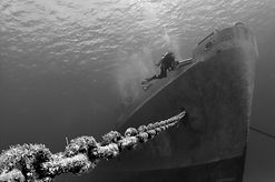Wreck Diver Specialty Grand Cayman