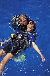 Grand Cayman PADI Rescue Diver Course