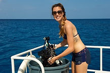 Camera Bucket, Dive Boats Grand Cayman