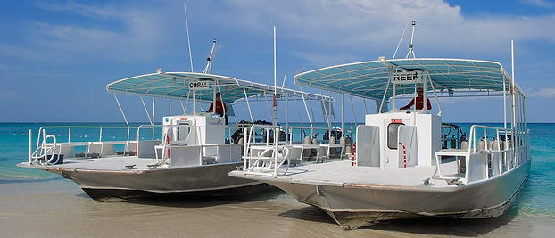 Spacious Dive Boats Grand Cayman