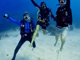 Buzz Aldrin Visits Grand Cayman & Red Sail Sports!