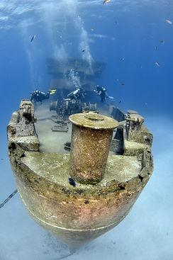 PADI Wreck Diver Specialty Grand Cayman
