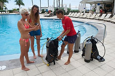 Resort Dive Class Grand Cayman