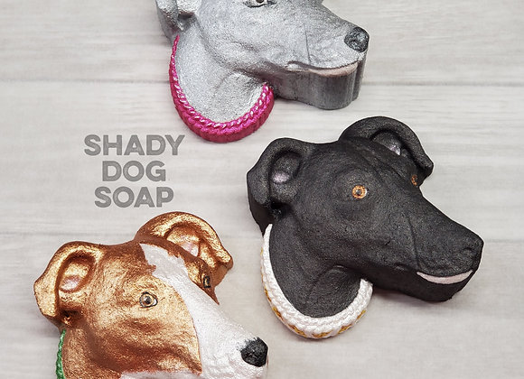 Greyhound/Whippet Bath Bomb