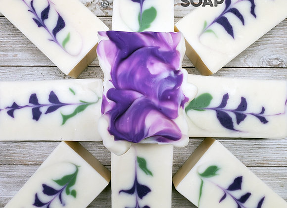 Lavender, Rosemary & Peppermint