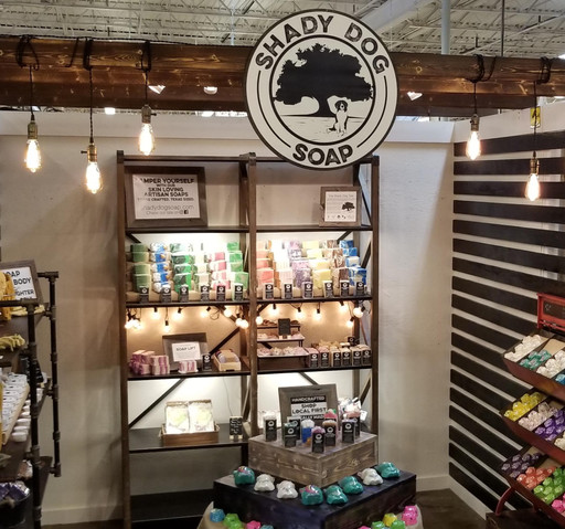 Handcrafted Soap Fort Worth Shady Dog So