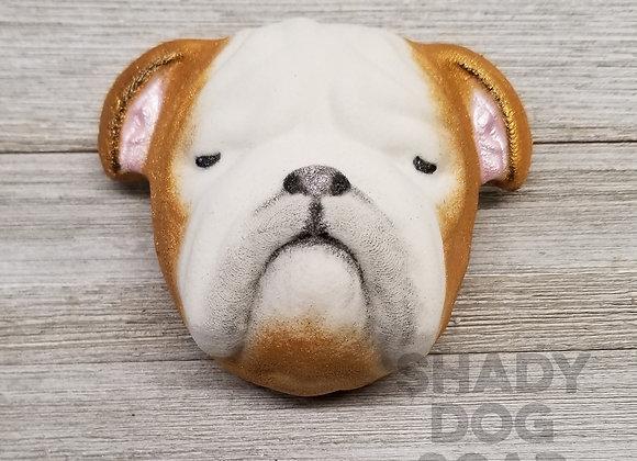 Bulldog Bath Bomb