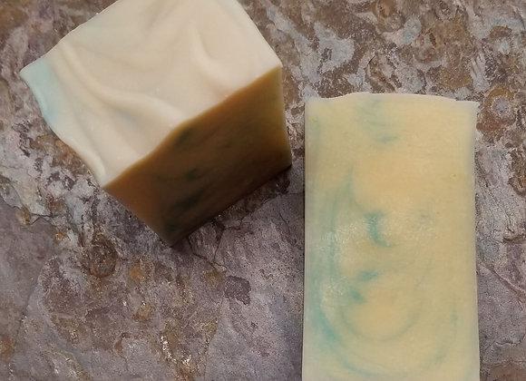 Eucalyptus & Peppermint Goat Milk