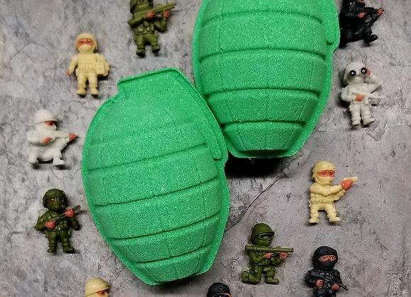 Hero Bath Bomb Grenade