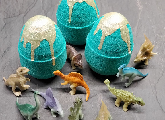 Hatching Dinosaur Bath Bomb