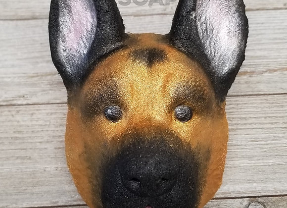 German Shepherd Bath Bomb