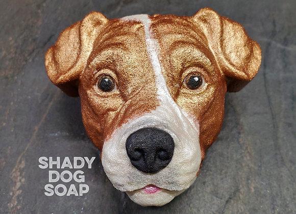 Jack Russell Terrier Bath Bomb