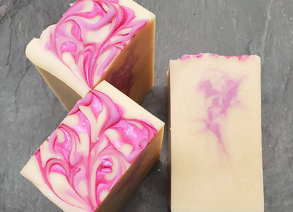 Black Raspberry Vanilla Goat Milk