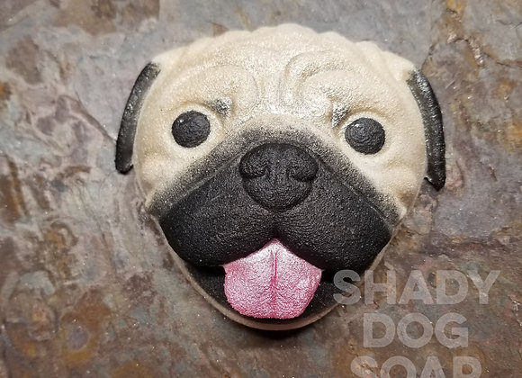 Pug Bath Bomb
