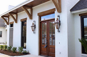 Square One Designs LLC - The Augusta - French Country House Plans