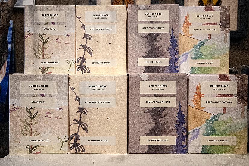 Herbal Tea by Juniper Ridge