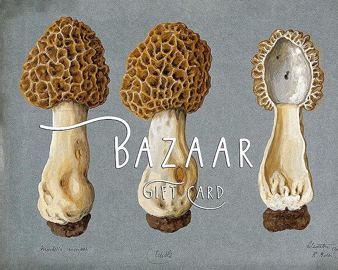 Bazaar E-Gift Card