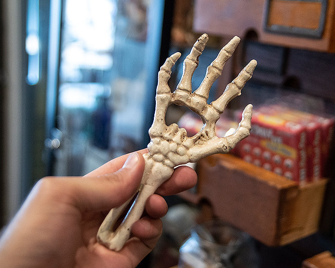 Skeletal Arm Bottle Opener