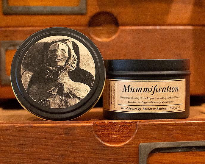 Mummification - 8.5 oz Soy Candle