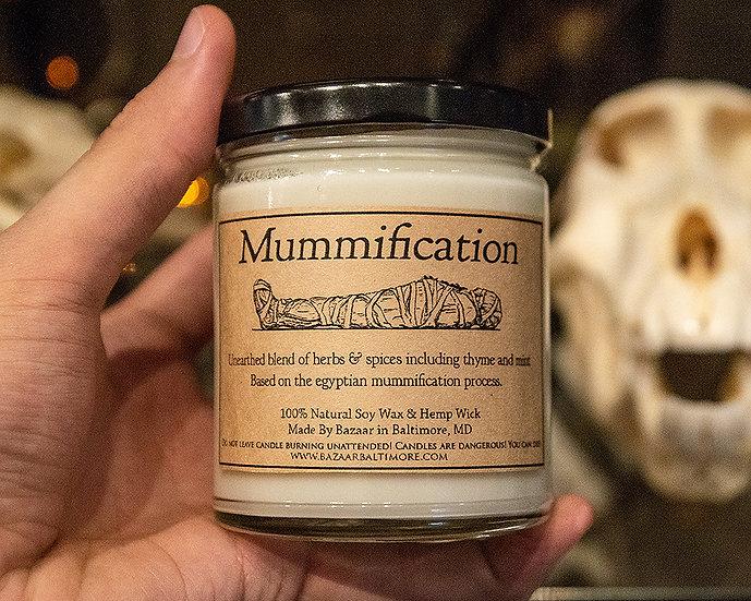 Mummification - 9oz Soy Candle