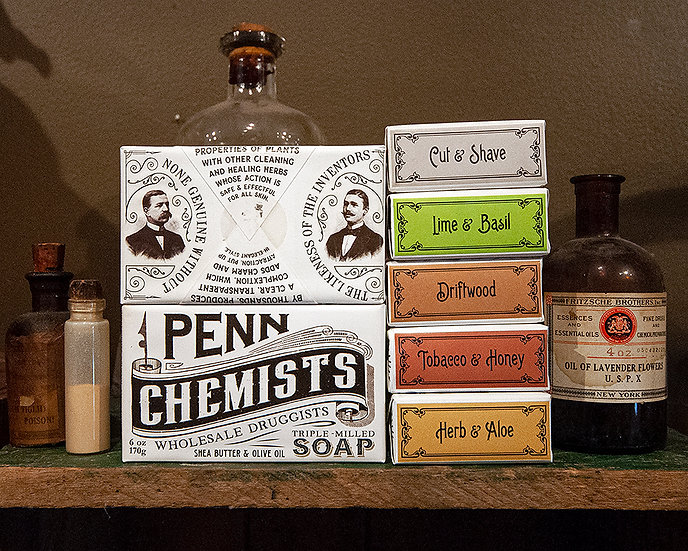 Penn Chemists 6oz Bar Soap