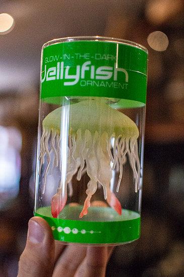 Glowing Jellyfish Ornament