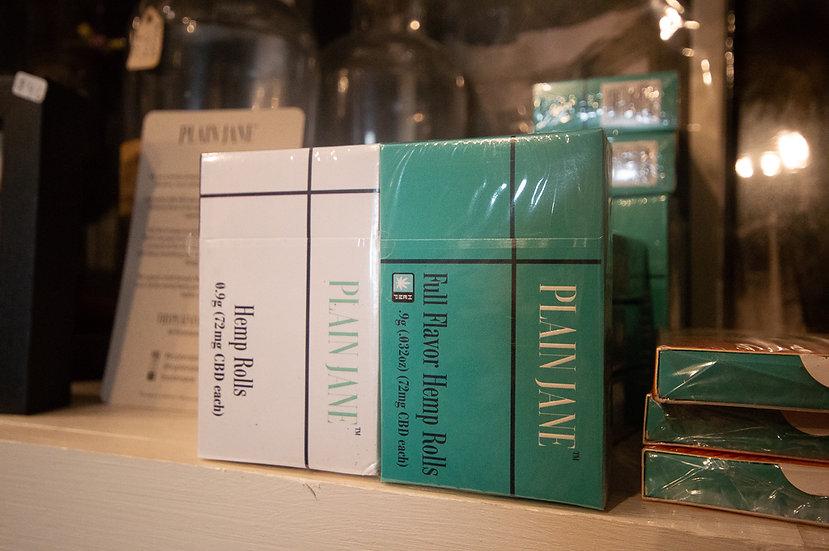 Plain Jane CBD Hemp Cigarettes