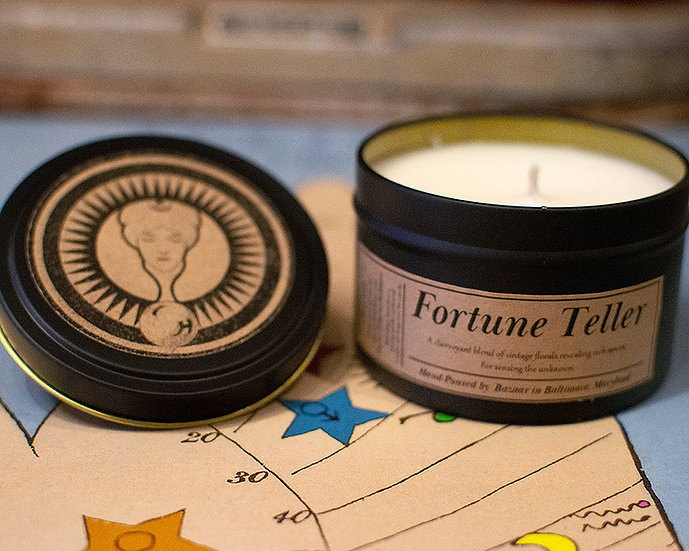 Fortune Teller - 8.5 oz Soy Candle