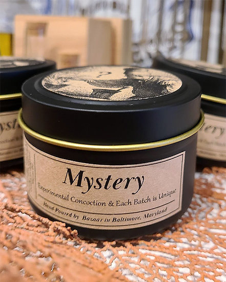 Mystery Mini Candle - 5oz Soy Candle
