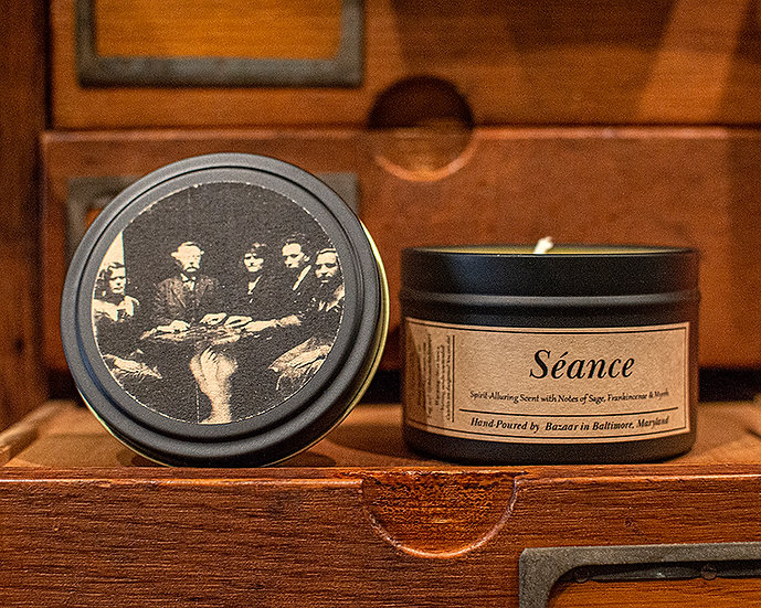Seance - 8.5 oz Soy Candle