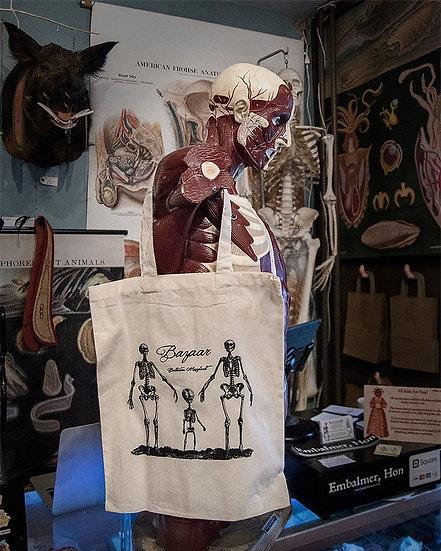 Bazaar Cotton Tote Bag