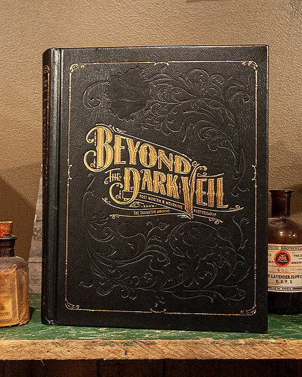 """Beyond the Dark Veil"" Book"