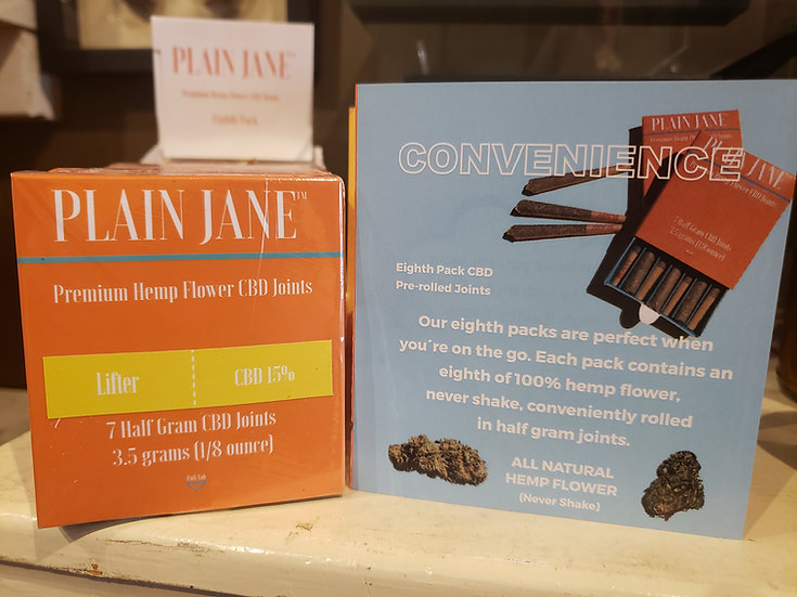 Plain Jane CBD Pre-rolled Joints