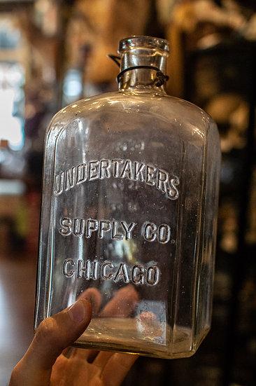Undertakers Supply 64oz Embalming Bottle