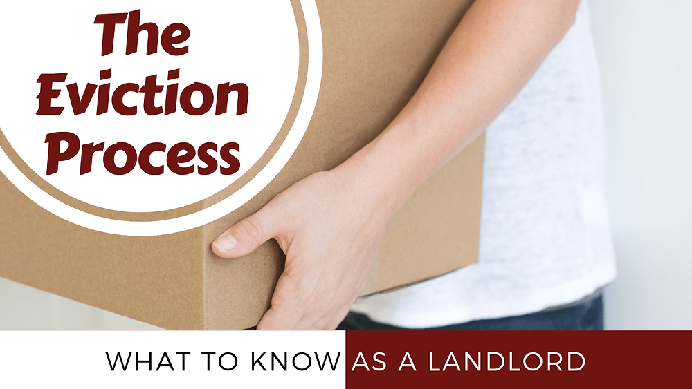 The Eviction Process: What to Know as a Whittier, CA Landlord - Article Banner