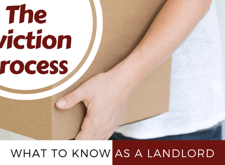 The Eviction Process: What to Know as a Whittier, CA Landlord