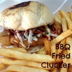 BBQ Fried Clucker