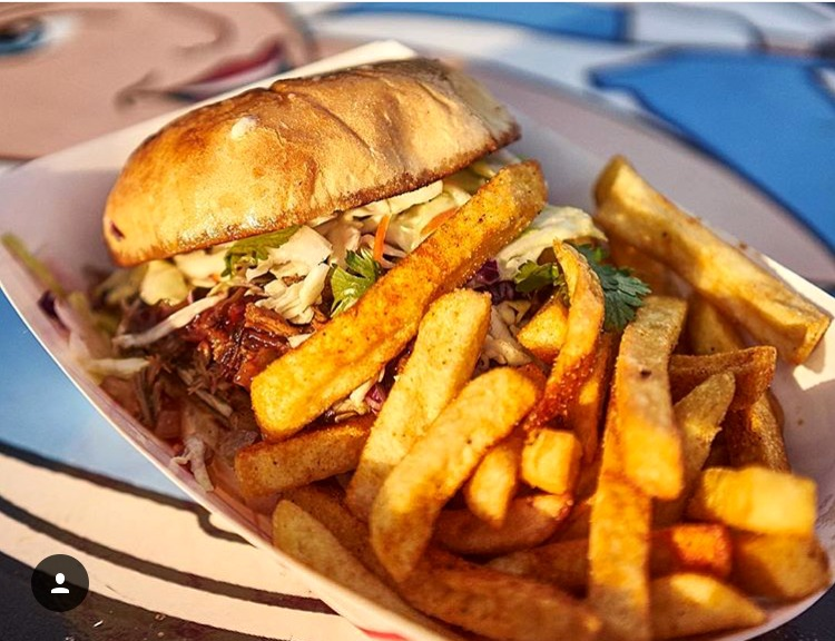 The Cowboy Sandwich