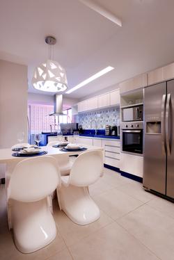 Kitchen in Blue - 08