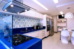 Kitchen in Blue - 04