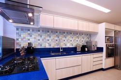 Kitchen in Blue - 03
