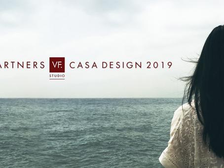 Hall de Artistas, Designers e Parceiros da VF Studio na Casa Design 2019.